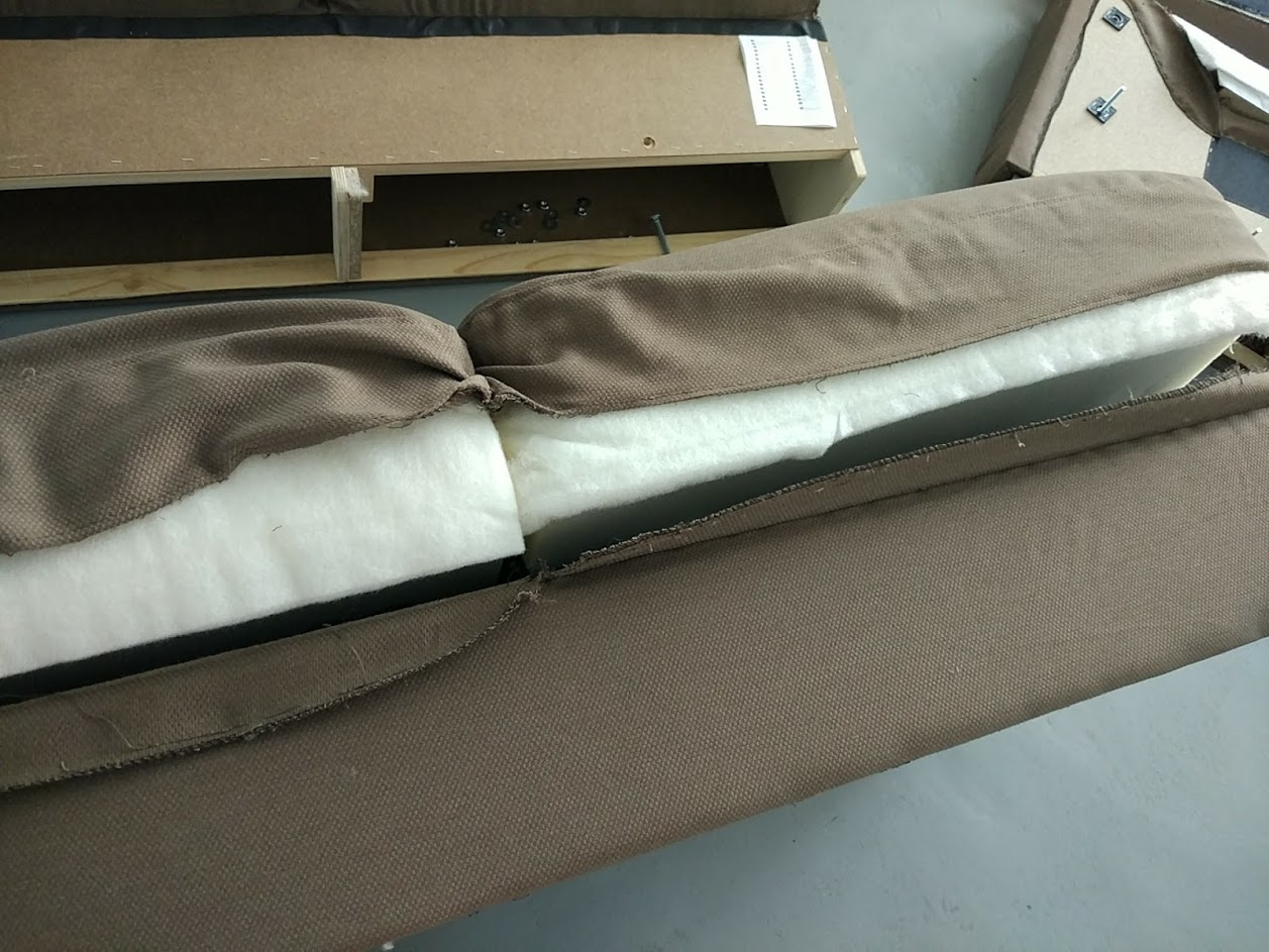 Ikea Tidafors Sofa Slipcover Hack
