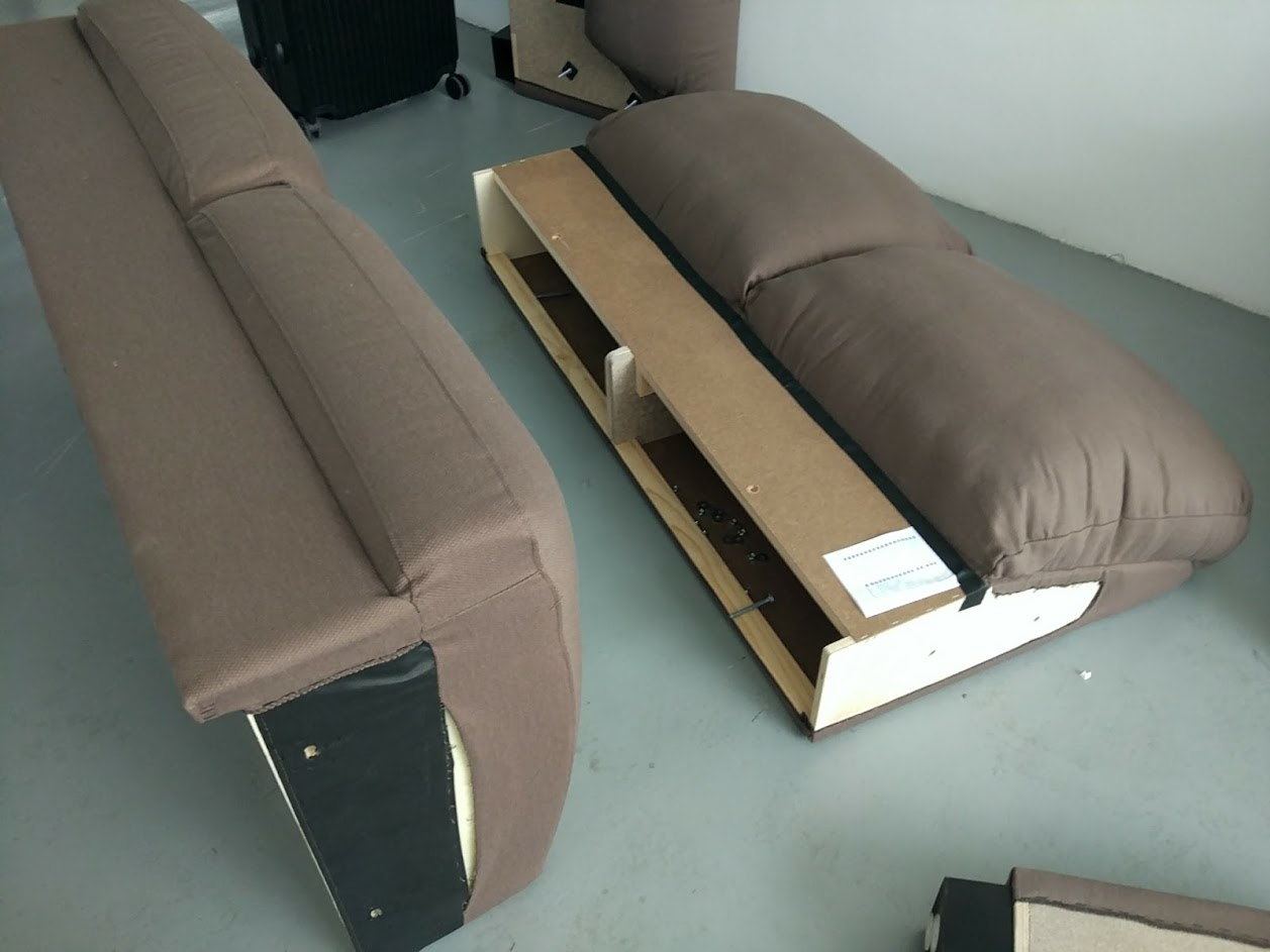 Disassemble sofa for Furniture that can be disassembled