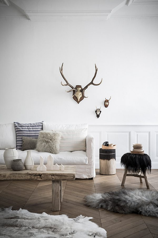 14 Inspirational Elements of a Scandi Home