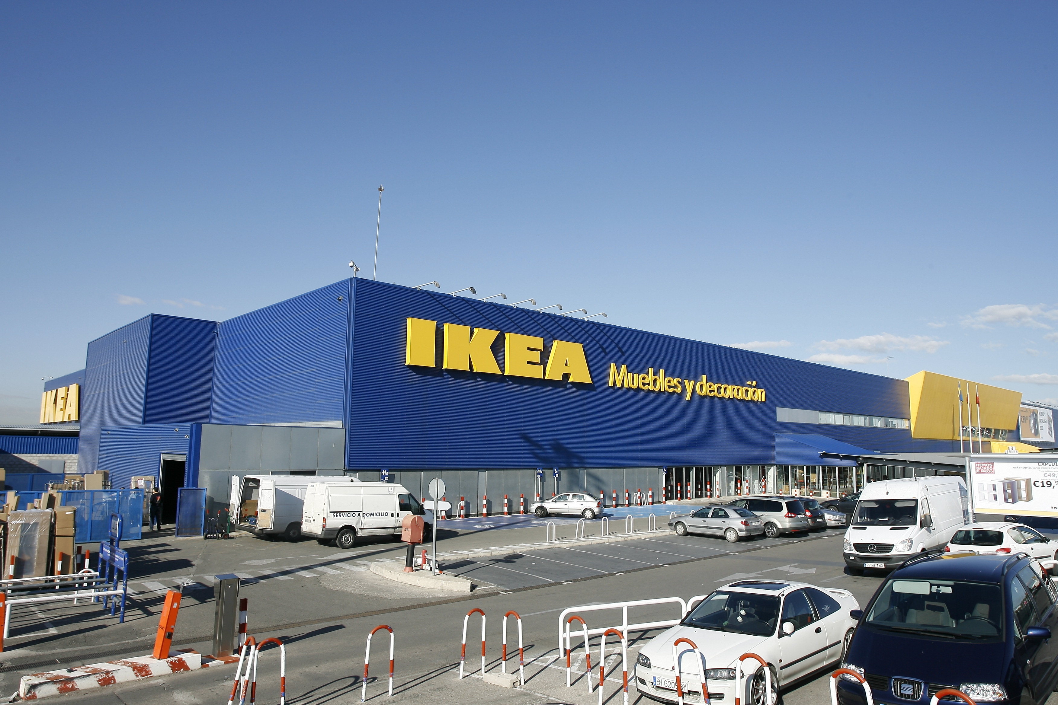 Ikea alcorcon tiendas espa a comfort works blog design for Ikea gran canaria telefono