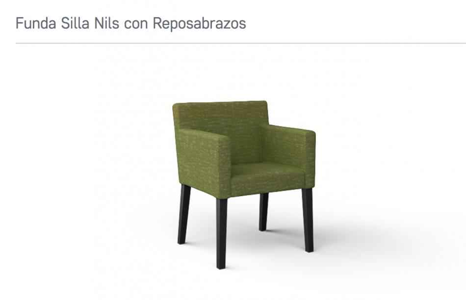 Fundas de sillas para eventos y celebraciones comfort works blog comfort works inspiraci n - Sillas con reposabrazos ikea ...