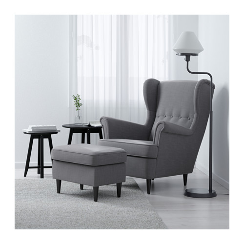 Strandmon Wing Chair c/o IKEA
