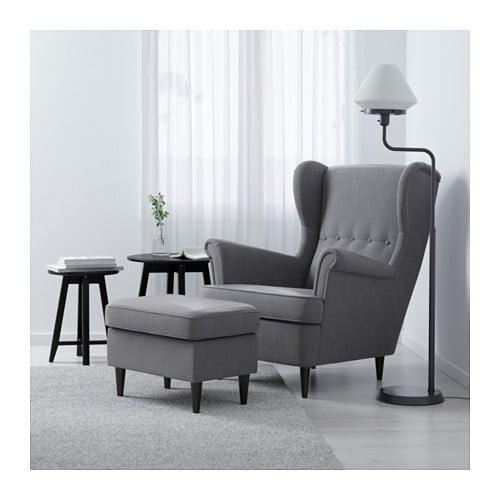 Sillón Orejero Strandmon de IKEA