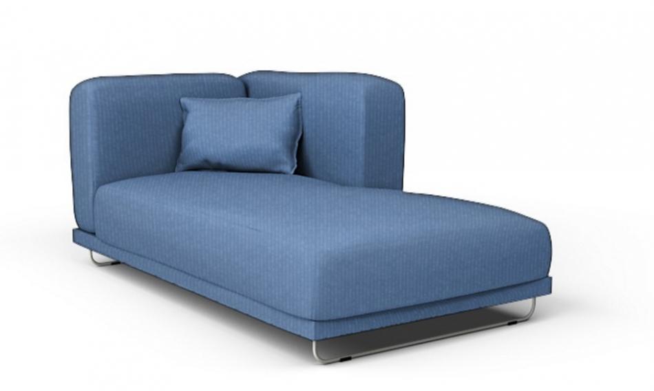 Funda de sofa ikea cool que aturde sofa cama con funda - Fundas para sofas con chaise longue ...