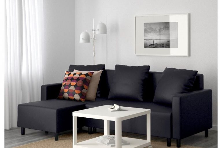 IKEA Lugnvik Sofa Bed Review - Distasteful but Practical?