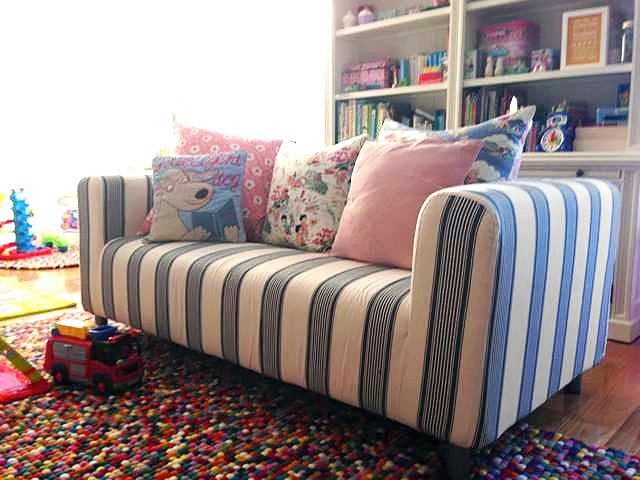 Funda sof klippan ikea fotos de clientes y bloggers - Funda sofa blanca ...