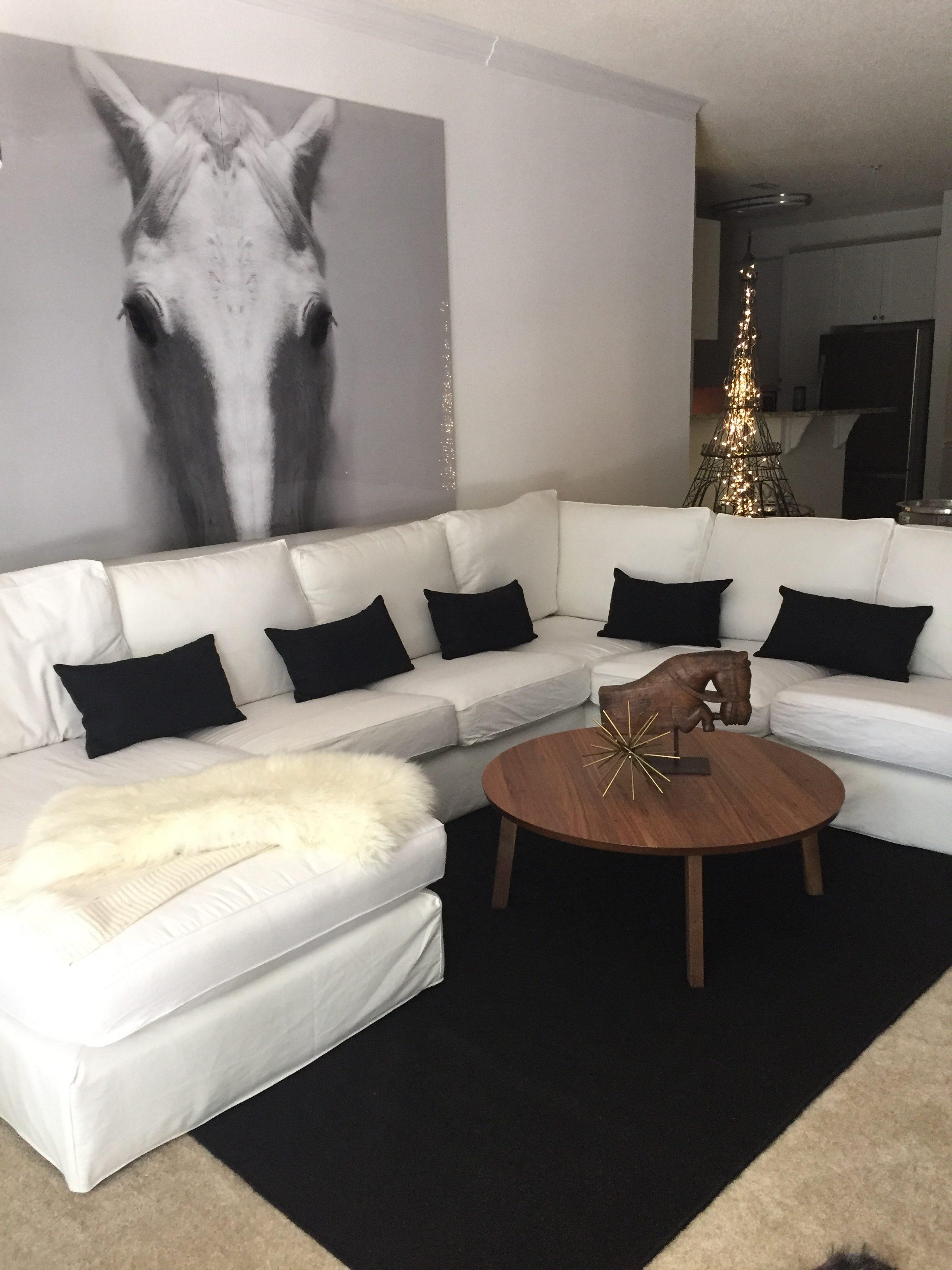 Funda sof kivik ikea fotos de clientes y bloggers - Funda sofa blanca ...