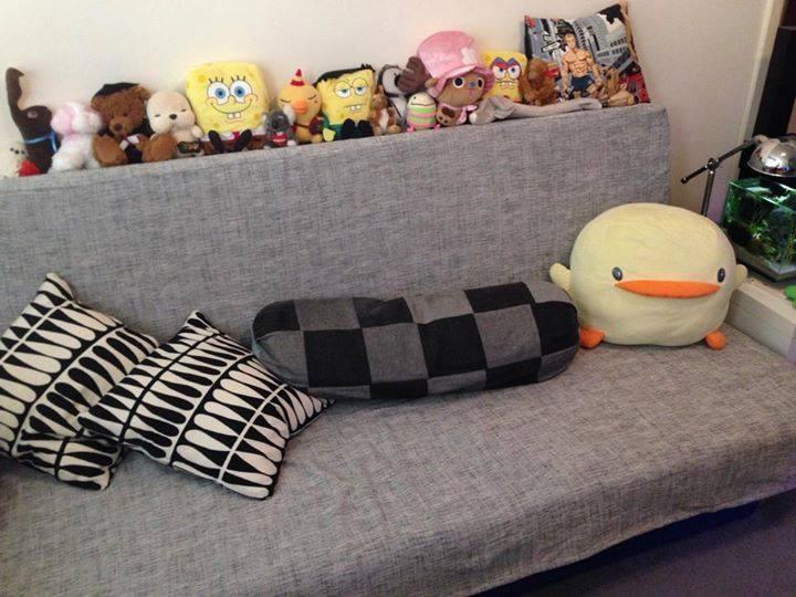 Divano letto Ikea Beddinge