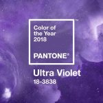 Pantone's Colour of the Year 2018: Ultra Violet