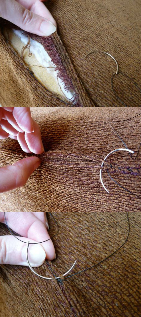 The Best Way To Fix A Torn Sofa Comfort Works Blog