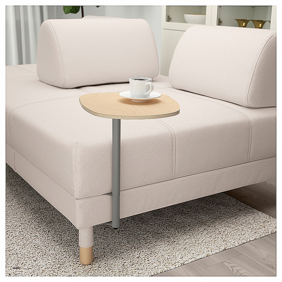 Flottebo Sofa Bed with side table Image credit : IKEA