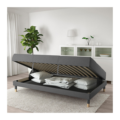Flottebo Sofa Bed Storage