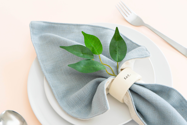 Zero Waste Reversible Napkin by Comfort Works