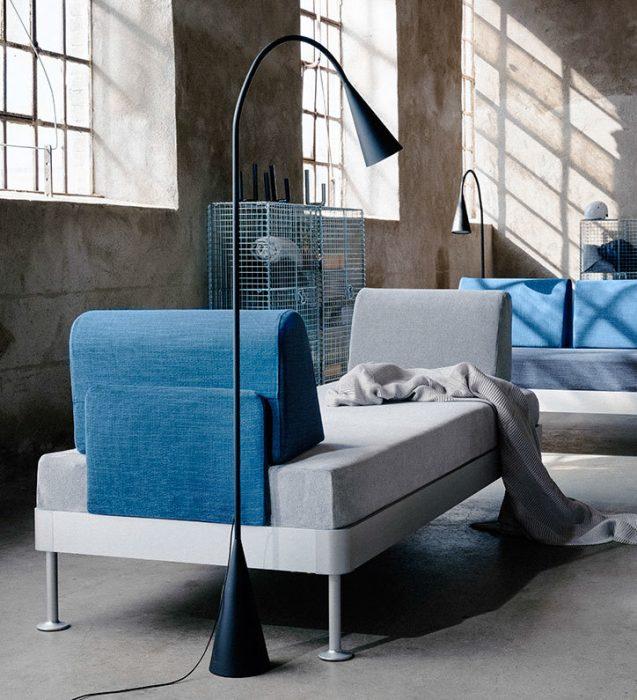 ikea delaktig x tom dixon modular review comfort works blog. Black Bedroom Furniture Sets. Home Design Ideas