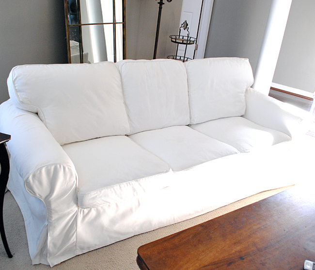 Tremendous Zero Iron Quick Fixes For Wrinkled Sofa Slipcovers Beatyapartments Chair Design Images Beatyapartmentscom