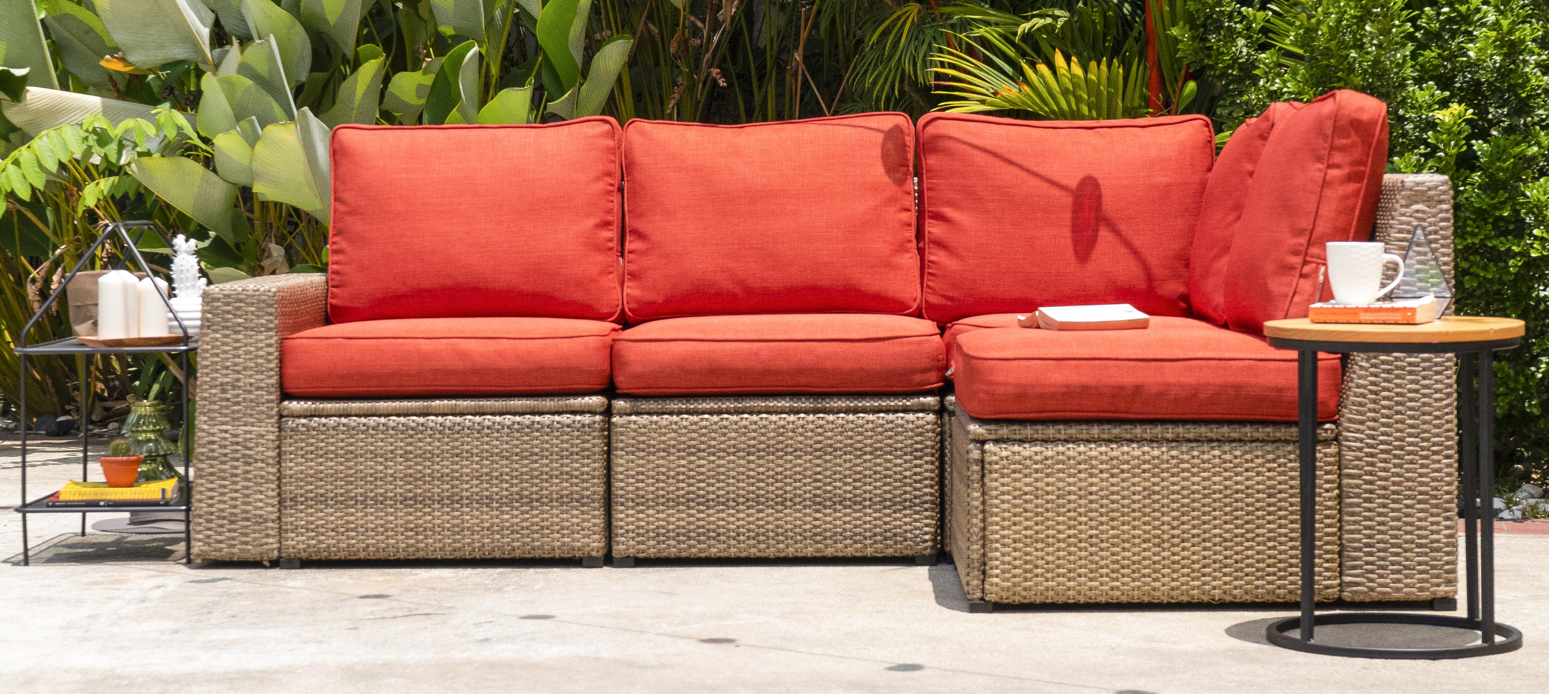 Cuscino Alla Francese Ikea la recensione completa dei divani per esterni ikea - comfort