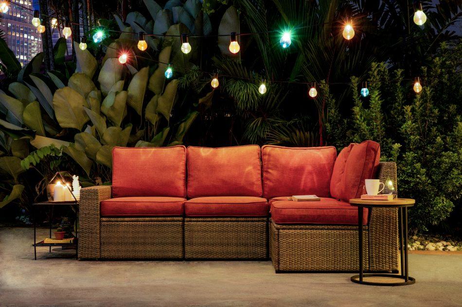 IKEA Outdoor Sofa - Solleron