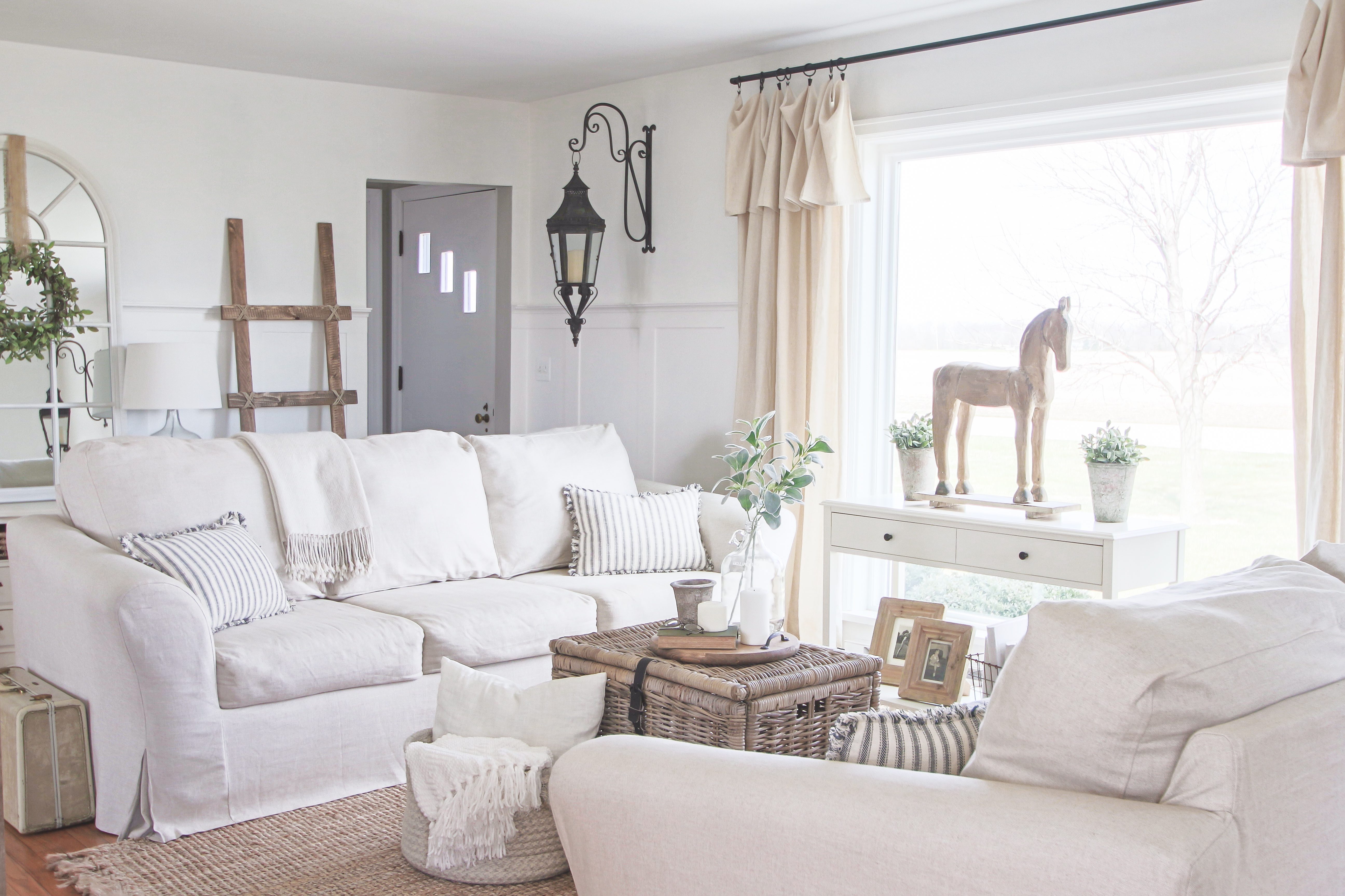 Beste Farbe fürs Sofa auswählen?