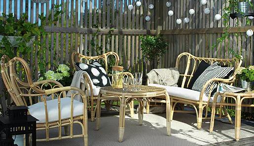IKEA Outdoor Sofa - Mastholmen