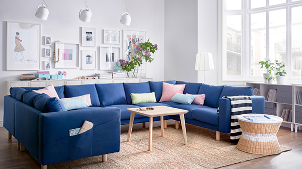 IKEA Norsborg Sectional