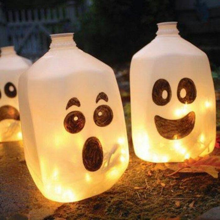 Halloween Decor Ideas - Spirit Lanterns
