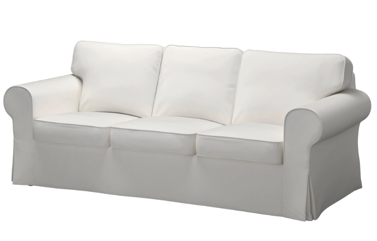 IKEA Ektorp - Vittaryd White