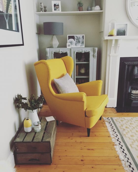 Cool The Complete Ikea Strandmon Armchair Review Comfort Works Theyellowbook Wood Chair Design Ideas Theyellowbookinfo
