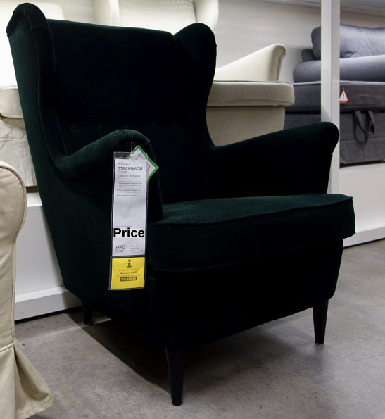 The Complete Ikea Strandmon Armchair Review Comfort Works Blog