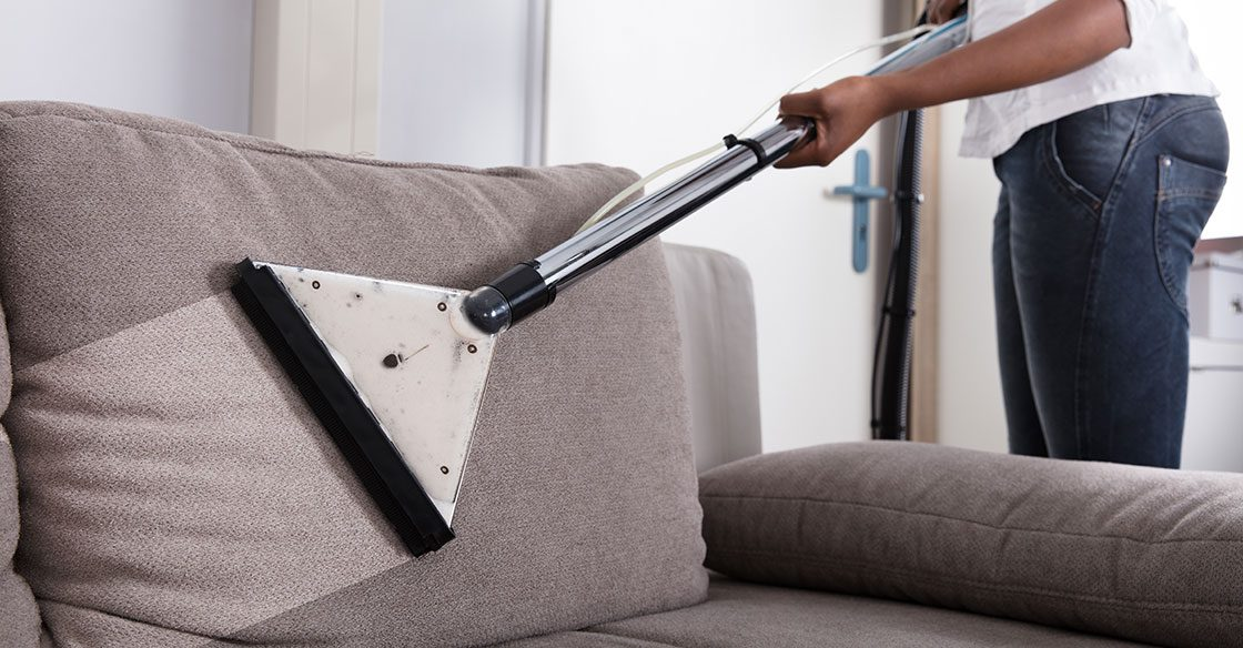 how to clean and maintain a sofa