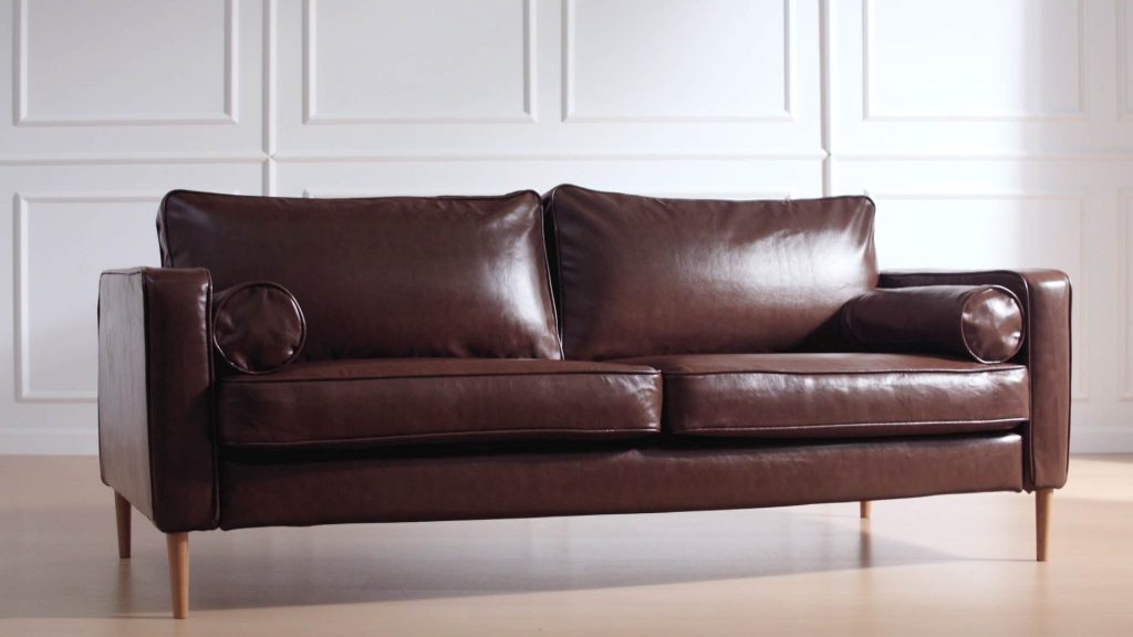 The Best Sofa Fabric For Parents & Pet Owners: Leather