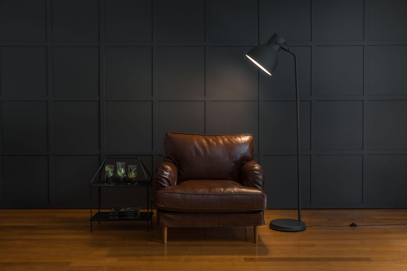 Sofás y Sillones IKEA con Fundas de Cuero Urbanskin Chestnut de Comfort Works