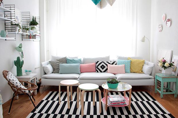 Una recensione del nuovissimo divano IKEA Söderhamn!