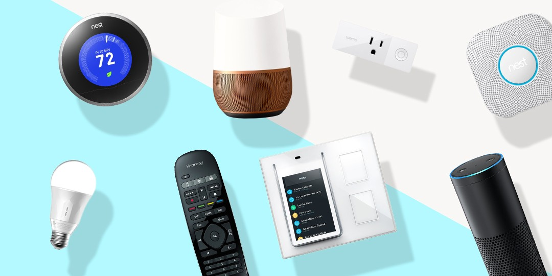 The Beginner's Guide To Setting Up A Smart Home