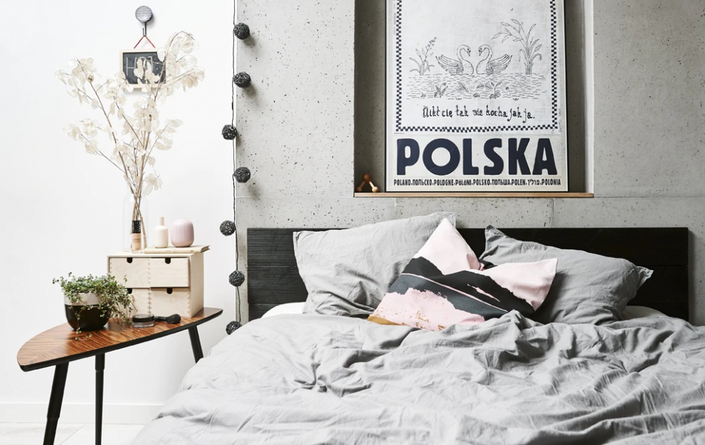 The Perfect Bedroom, Courtesy Of IKEA: Colour palette