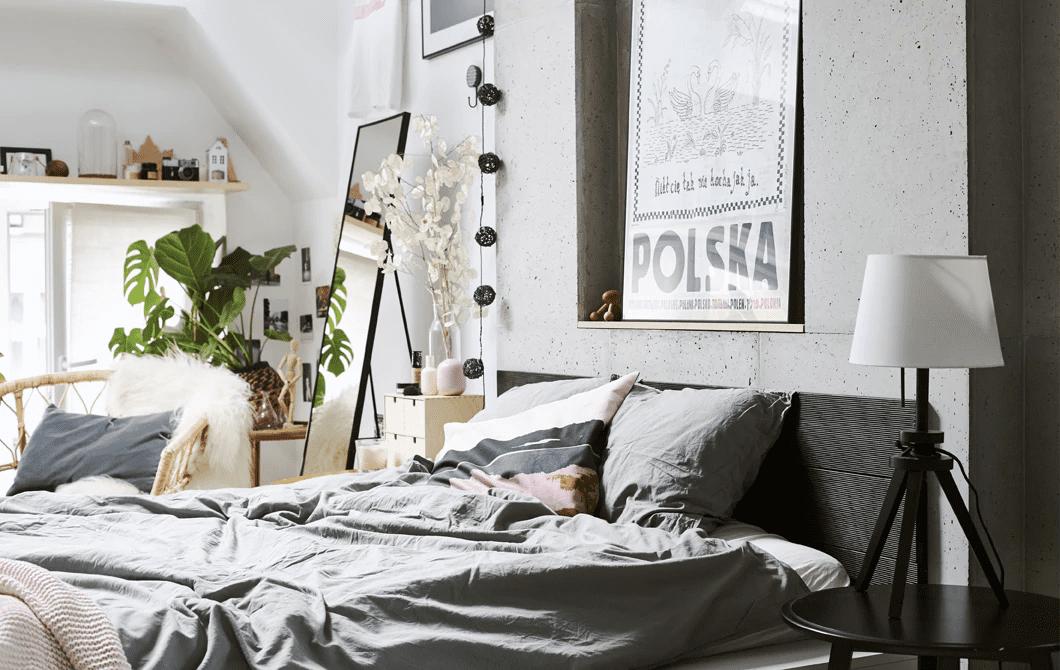 El dormitorio perfecto, cortesía de IKEA