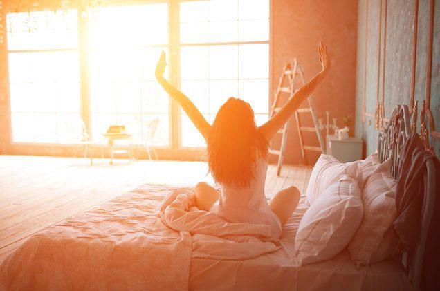 8 Dinge, die man tun sollte, um wie ein Baby zu schlafen