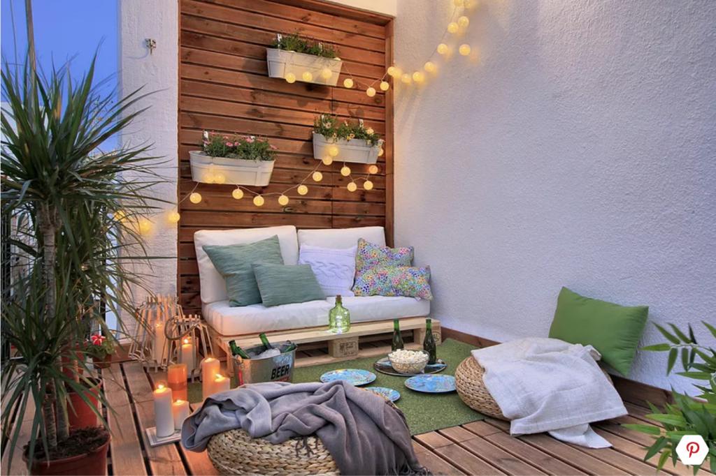 10 Outdoor spaces we've fallen in love with  (Decora y Vende)