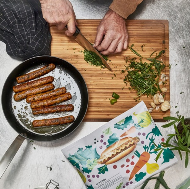 The All-New Vegan Menu At IKEA That Everyone's Raving About. Here Are Our Top Picks
