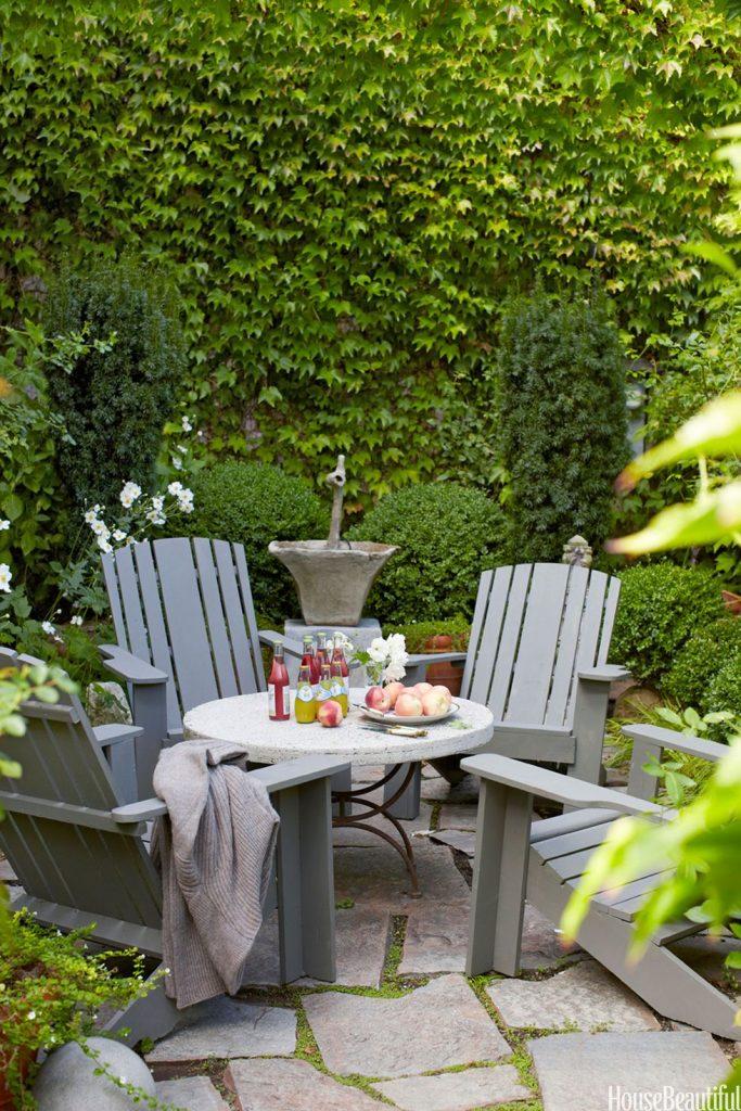10 Outdoor spaces we've fallen in love with - (Myra Hoefer)
