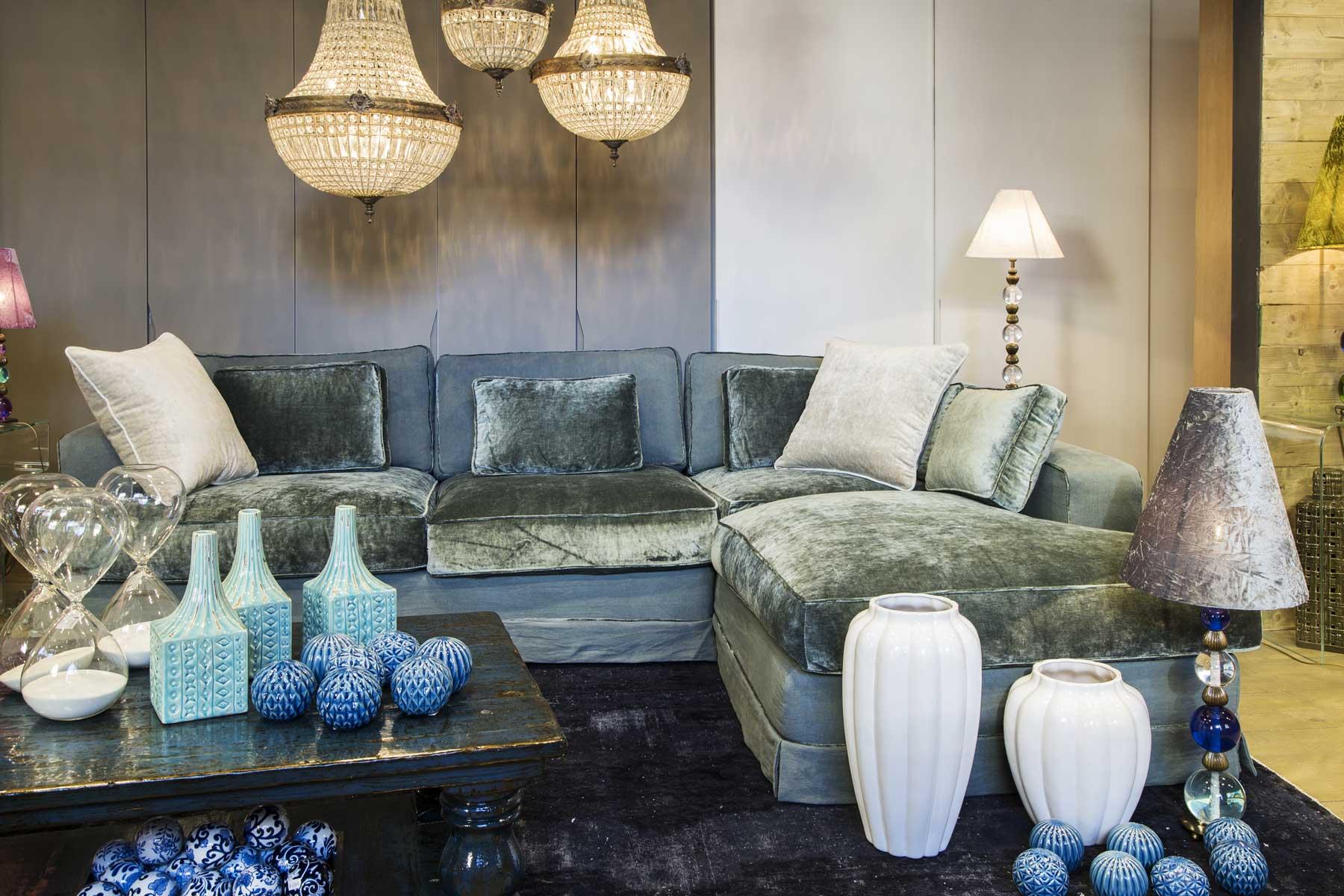 I 5 divani più belli di Confalone