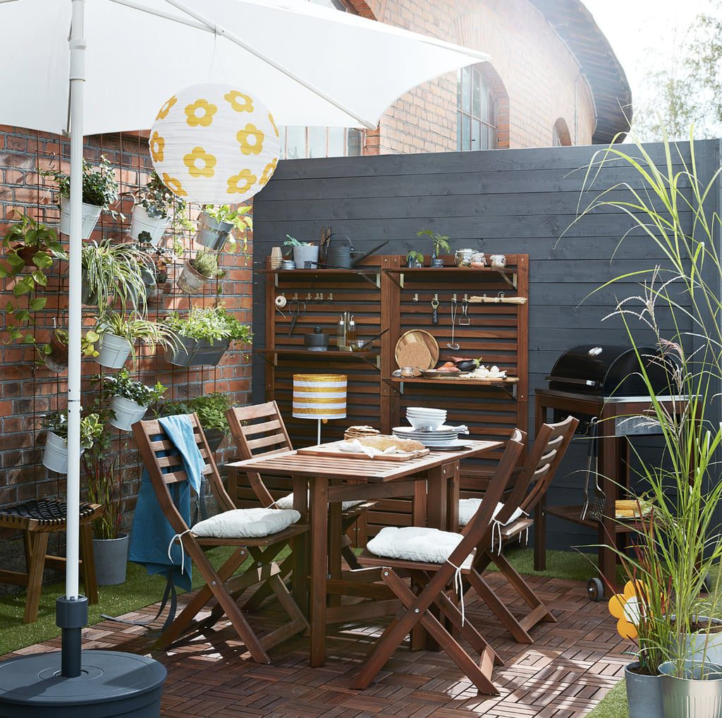 These Outdoor Finds From IKEA Will Make Any Backyard Look Truly Magical