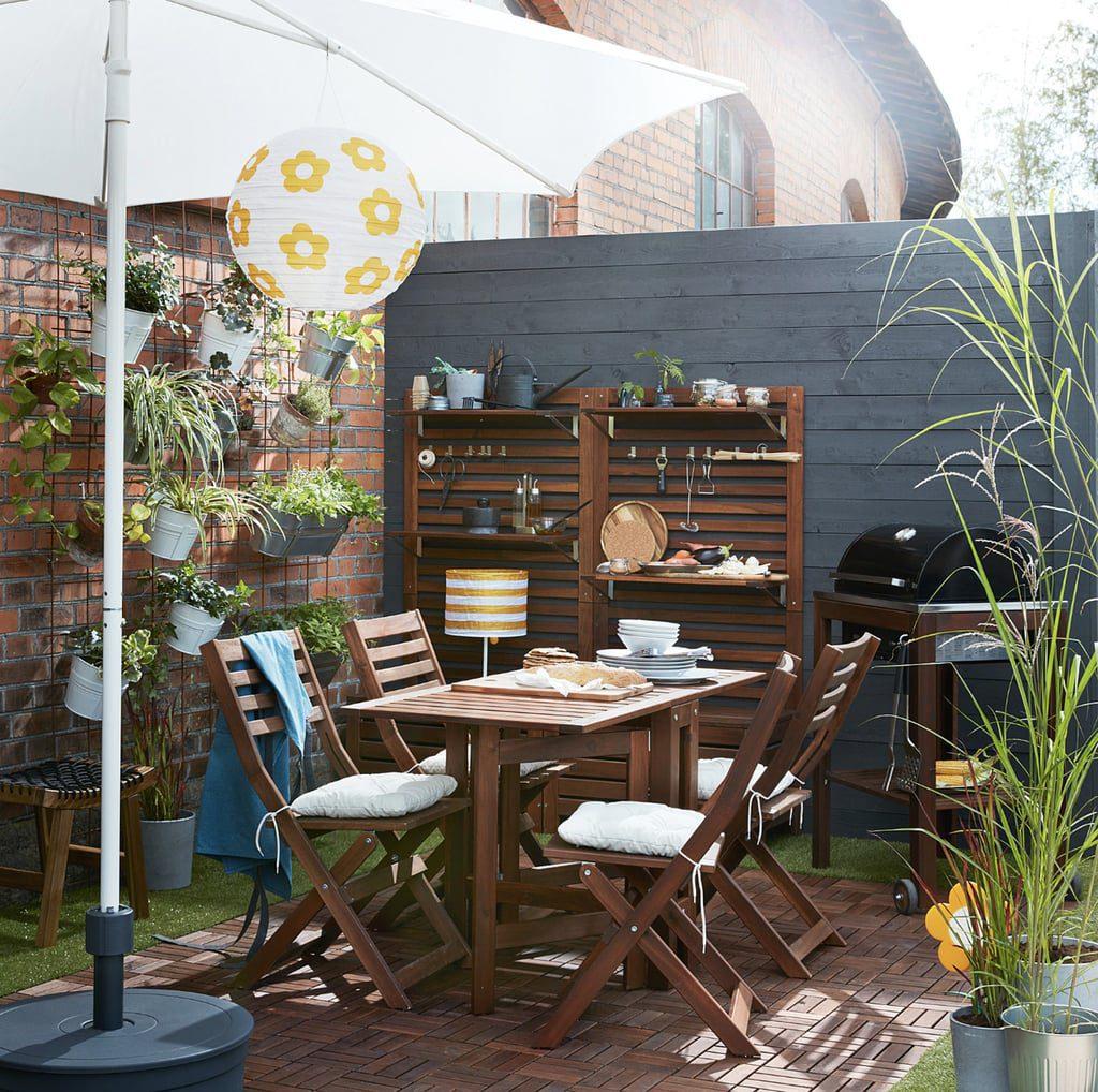 Diese IKEA Artikel werden deinen Garten magisch aussehen lassen