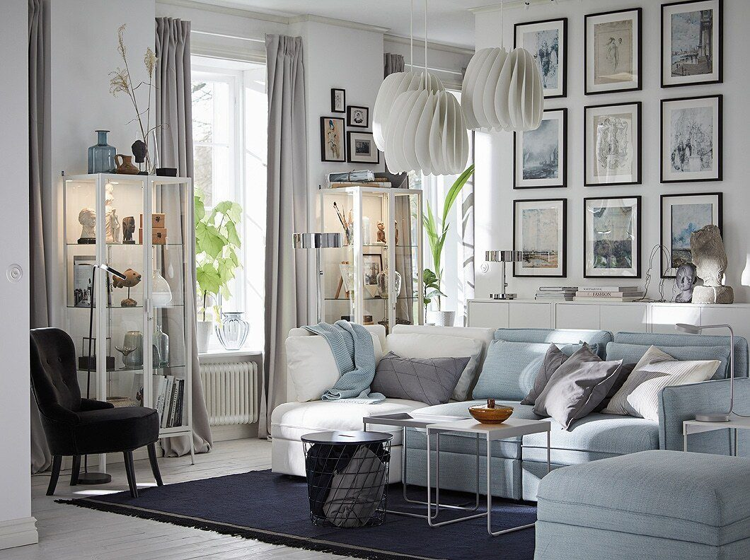 How to Make Your Home Look More Expensive Than It Really Is with IKEA
