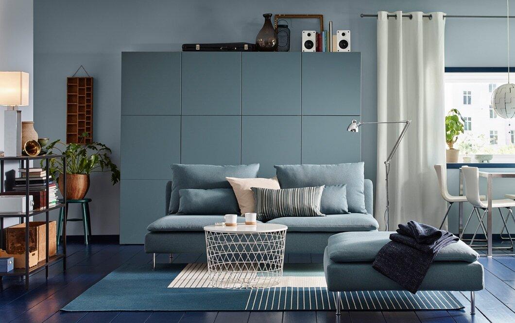 IKEAの力で家をリッチにランクアップする方法(カラーバランス)