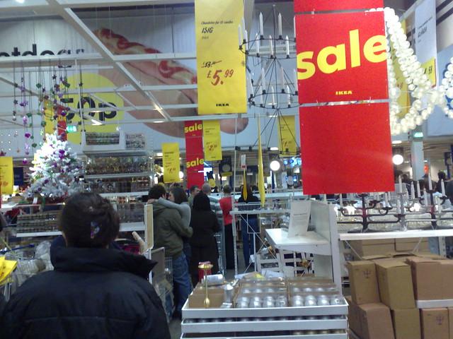 Cómo sobrevivir a una visita a IKEA sin pasarte de presupuesto.