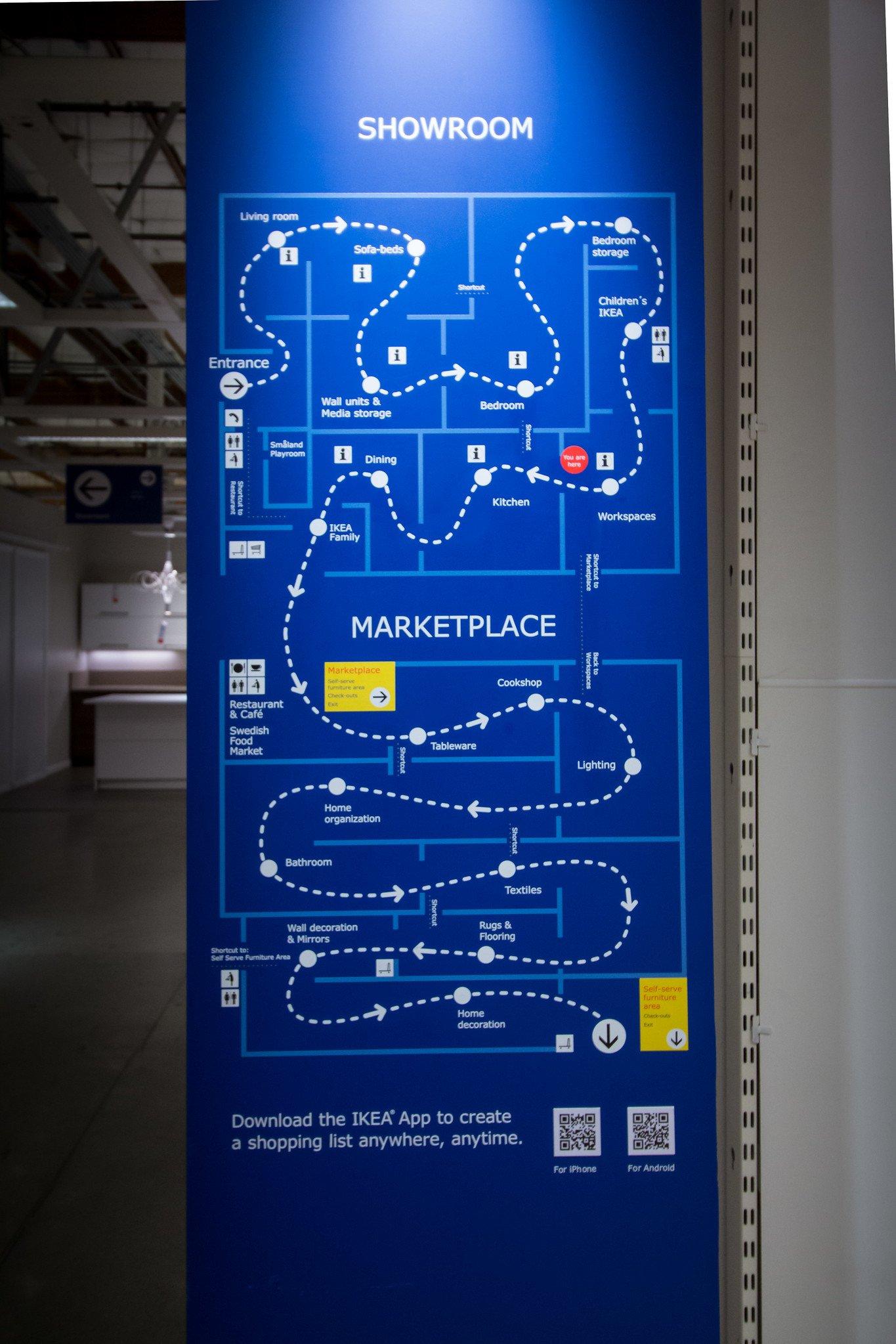 Come sopravvivere ad un viaggio da IKEA senza soffiare via il tuo budget.
