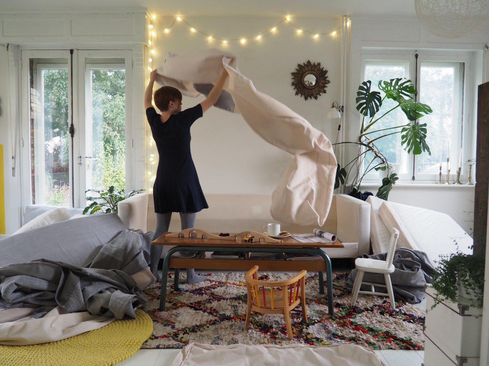 お金をかけずに家の模様替えを楽しむ方法