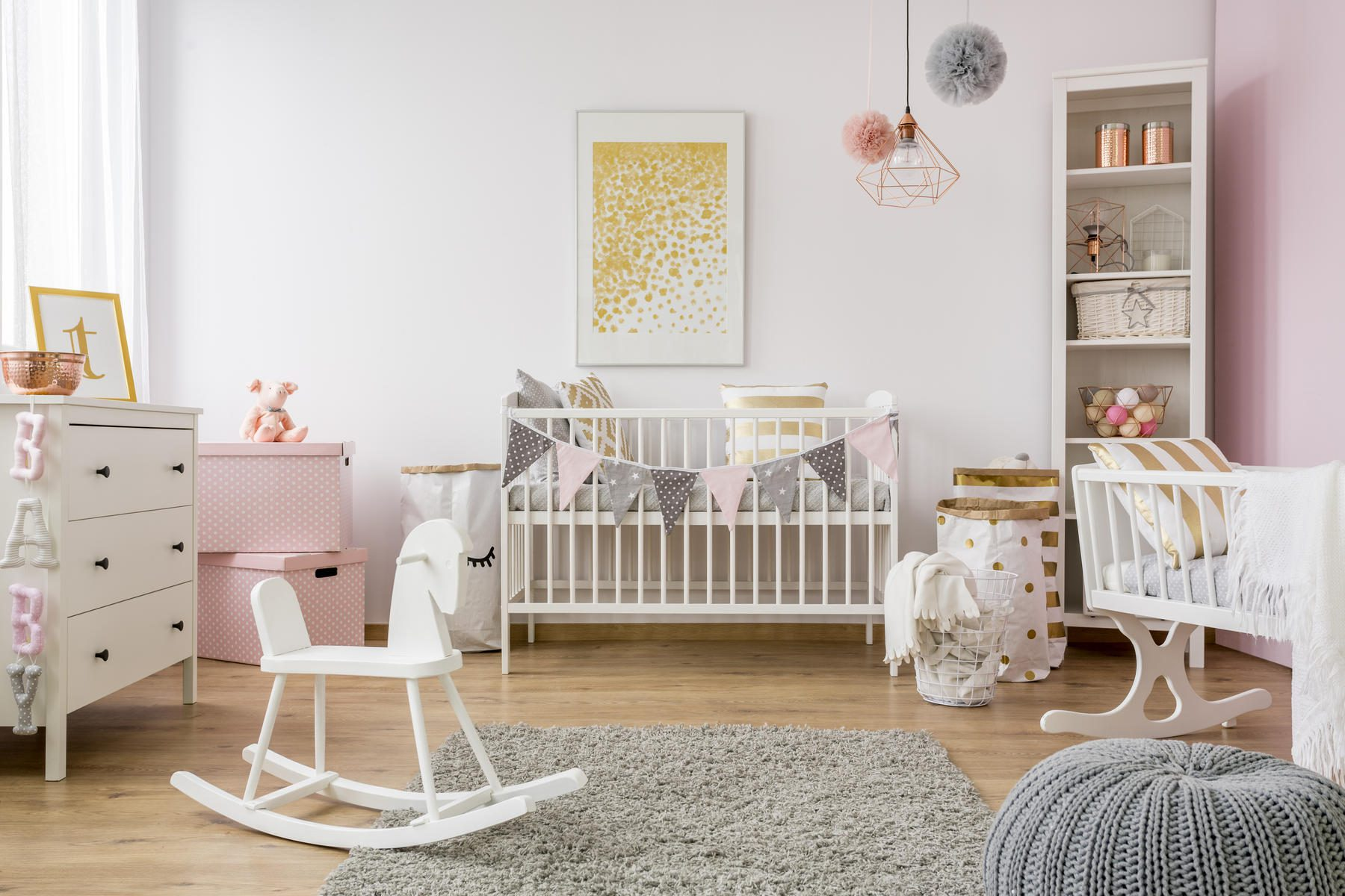 How To Design The Perfect Baby Nursery In 9 Steps