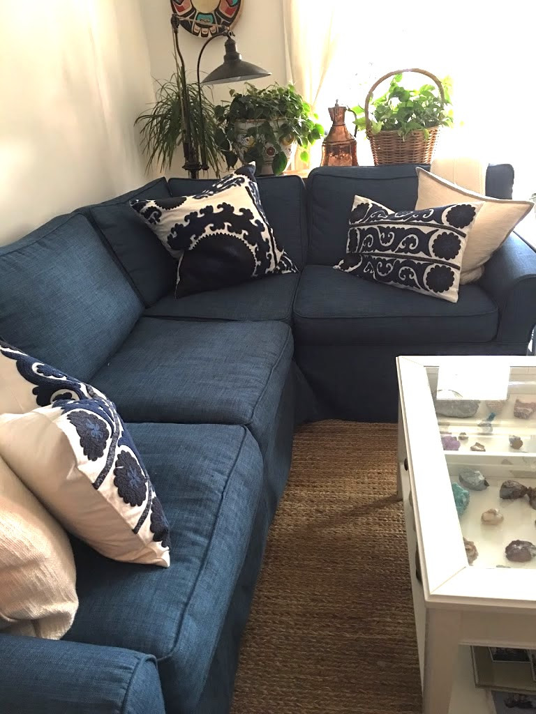 7 Questions You Need To Ask Yourself If You're Thinking Of Reupholstering Your Pottery Barn Sofa