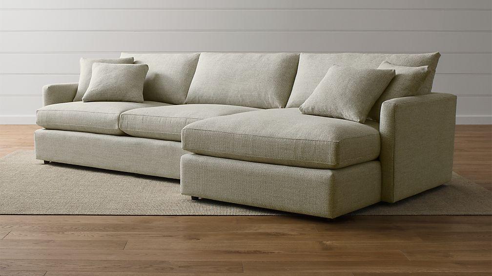 Large and deep, the Lounge II will make you feel like a kid again